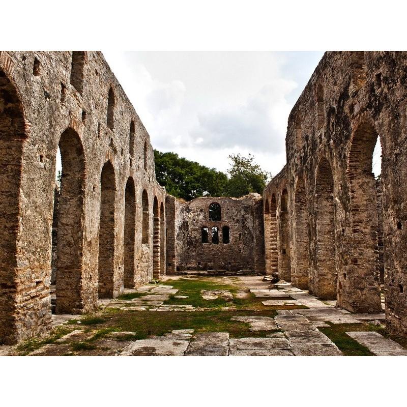 Экскурсия в столицу легендарного царя Пирра город Фоиника - фото 2 - 001.by