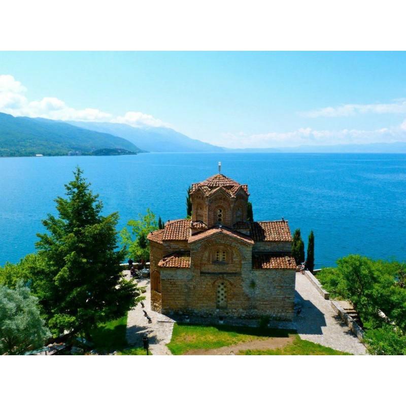 Экскурсия в Македонию