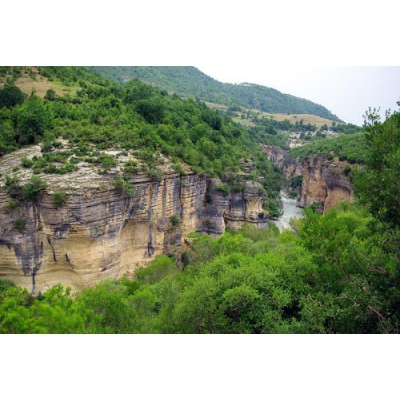 Экскурсия в каньон Никля