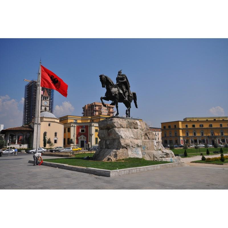 Экскурсия в столицу Албании Тирану - фото 3 - 001.by