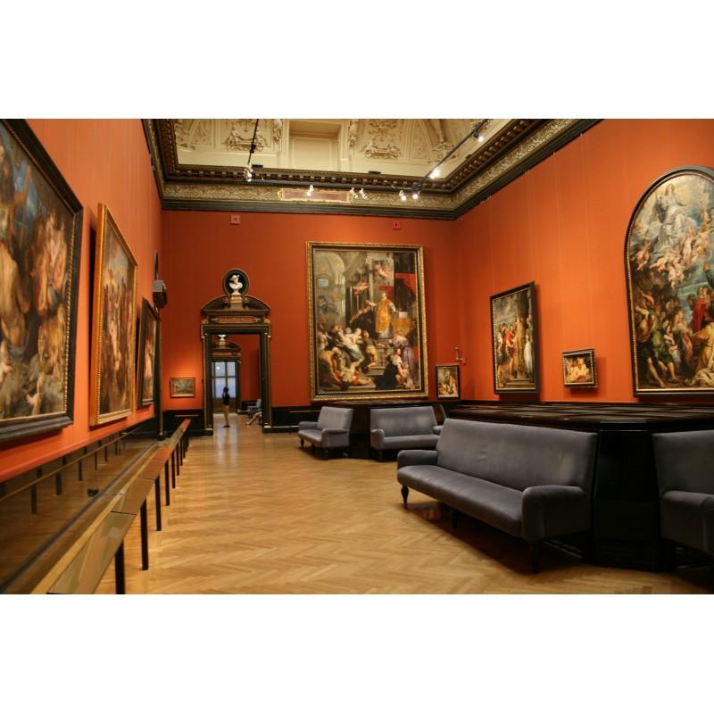 Экскурсия в Музей истории искусств - фото 2 - 001.by