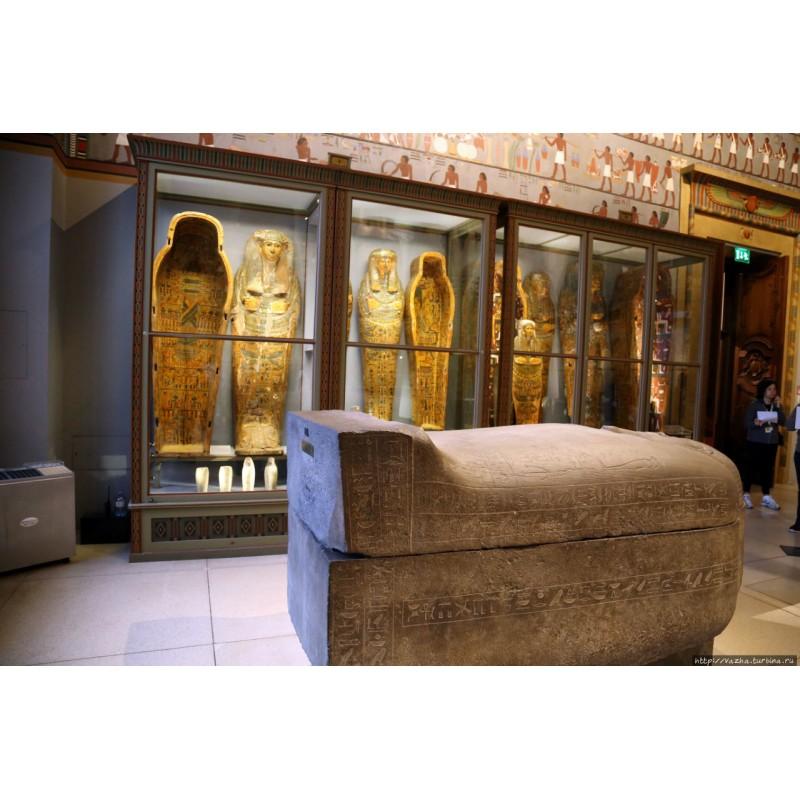 Экскурсия в Музей истории искусств - фото 3 - 001.by