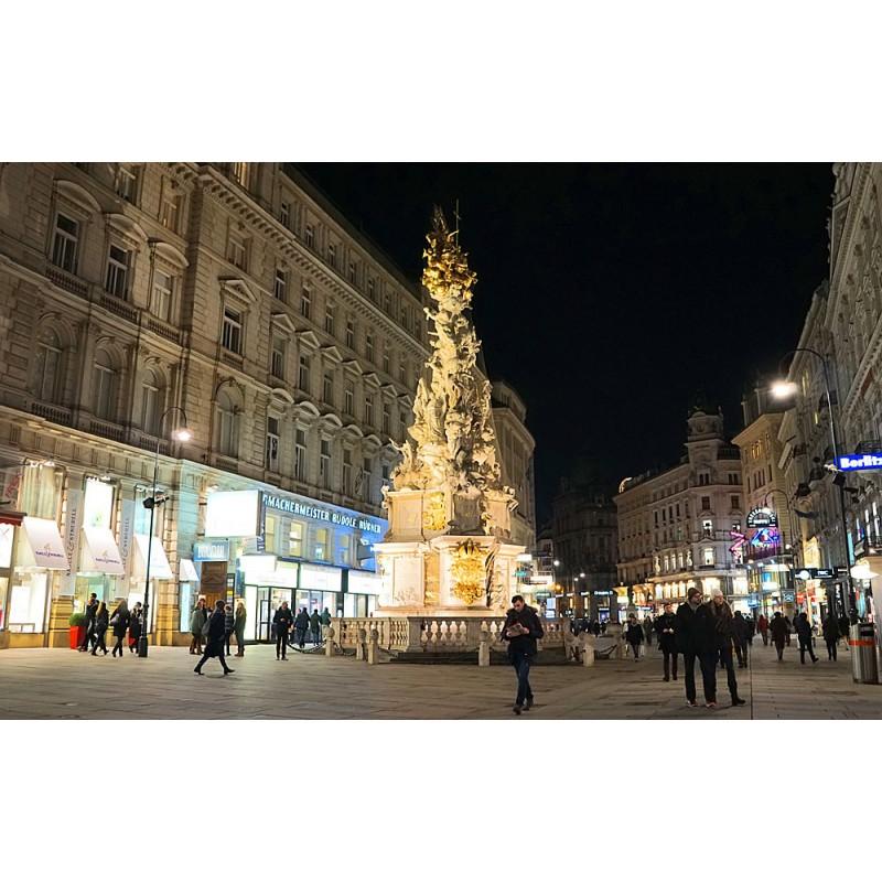 Экскурсия по вечерней Вене - фото 1 - 001.by
