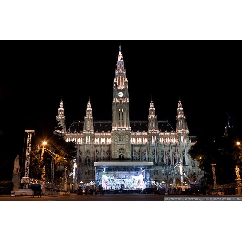 Экскурсия по вечерней Вене - фото 4 - 001.by