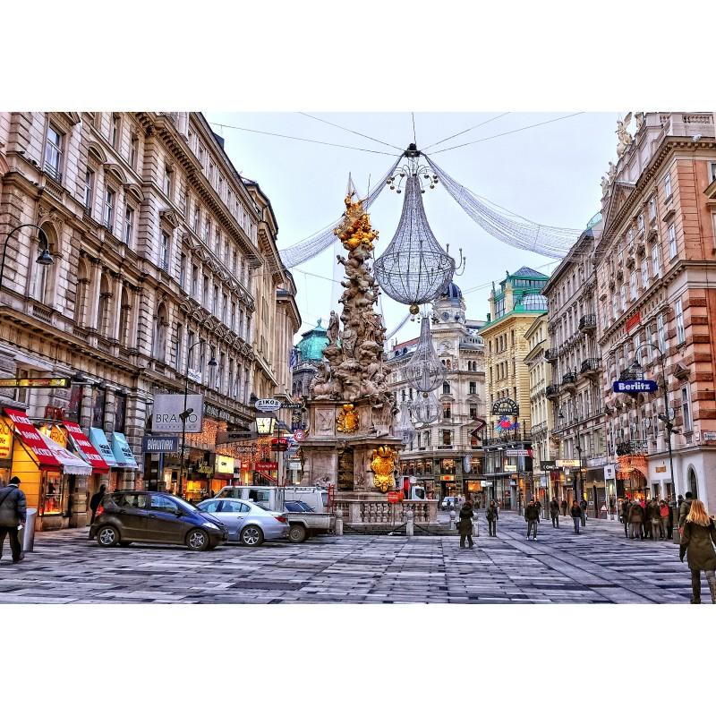 Обзорная экскурсия по Вене - фото 1 - 001.by