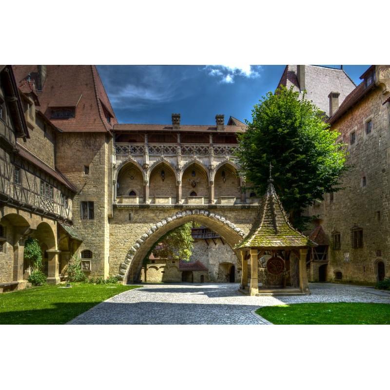Замок Кройценштайн из Вены - фото 2 - 001.by