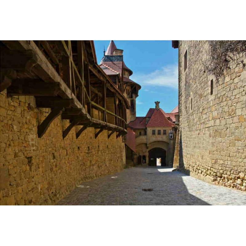 Замок Кройценштайн из Вены - фото 3 - 001.by