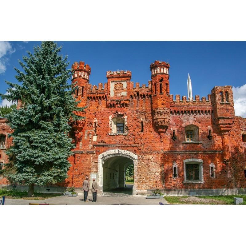 Брестская крепость - фото 2 - 001.by