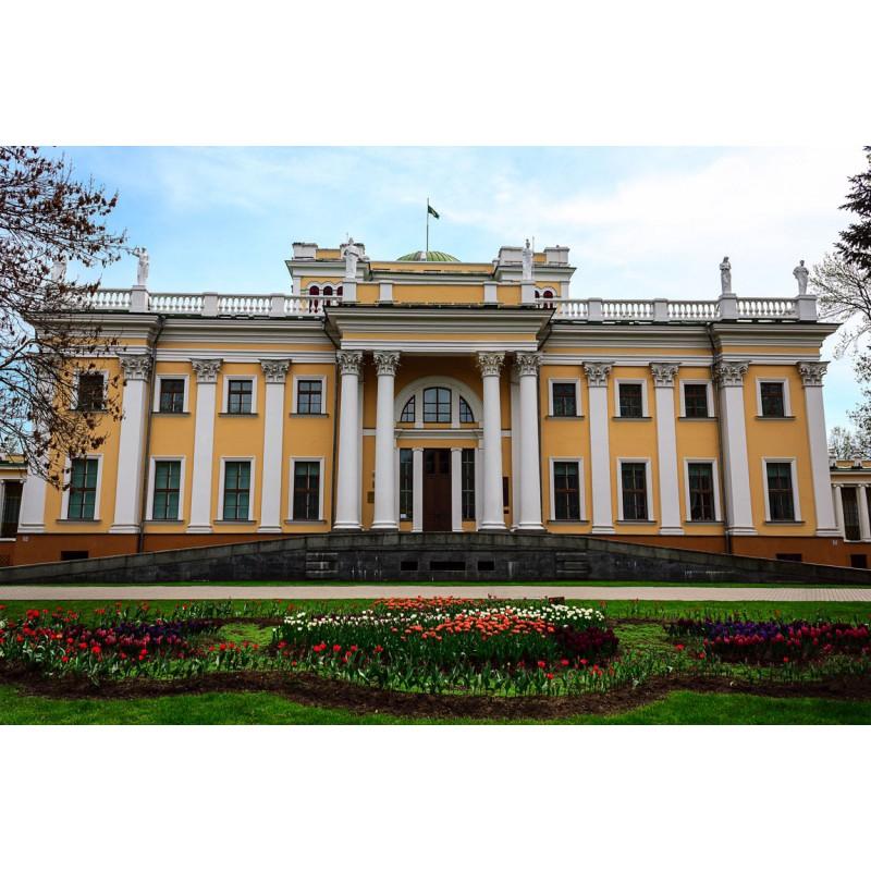 Дворцы и замки Беларуси  - фото 3 - 001.by