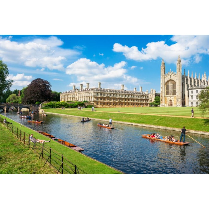 Экскурсия в Кембридж — колыбель науки - фото 2 - 001.by