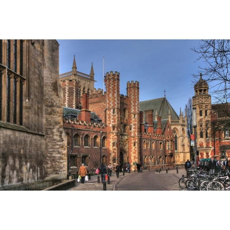 Экскурсия в Кембридж — колыбель науки - фото 3 - 001.by