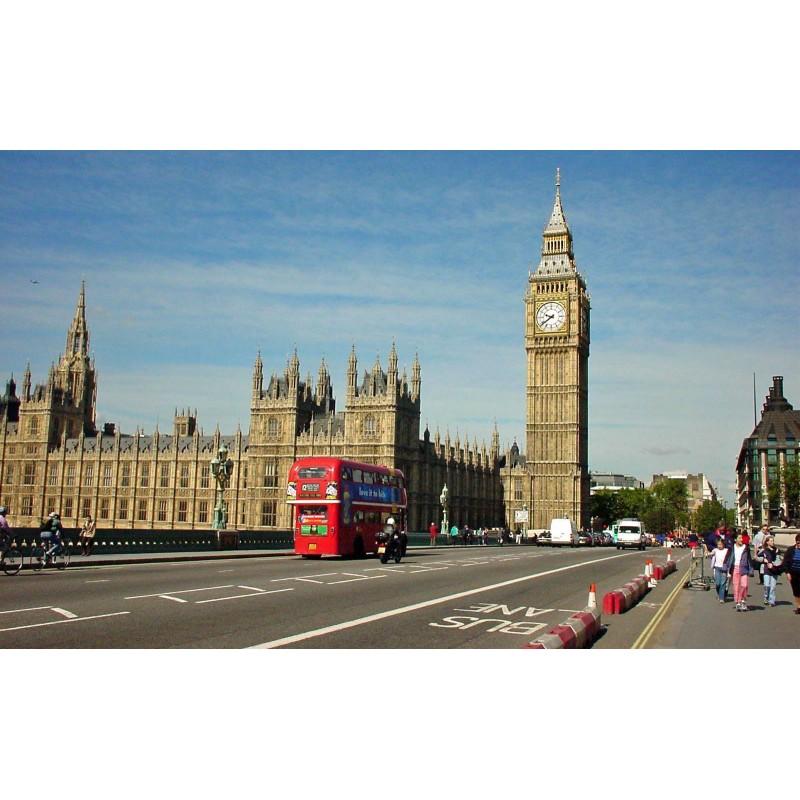 Знакомство с Великобританией: Королевский Лондон - фото 1 - 001.by