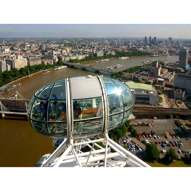 Знакомство с Великобританией: Лондон Эконом - фото 2 - 001.by