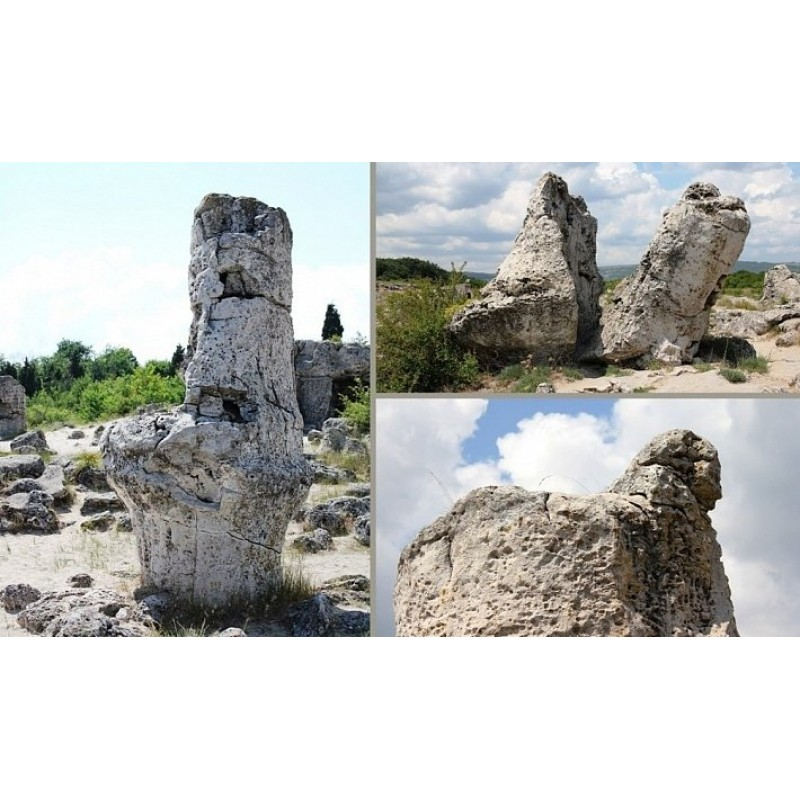 Монастырь Аладжа. «Вбитые камни»  - фото 4 - 001.by