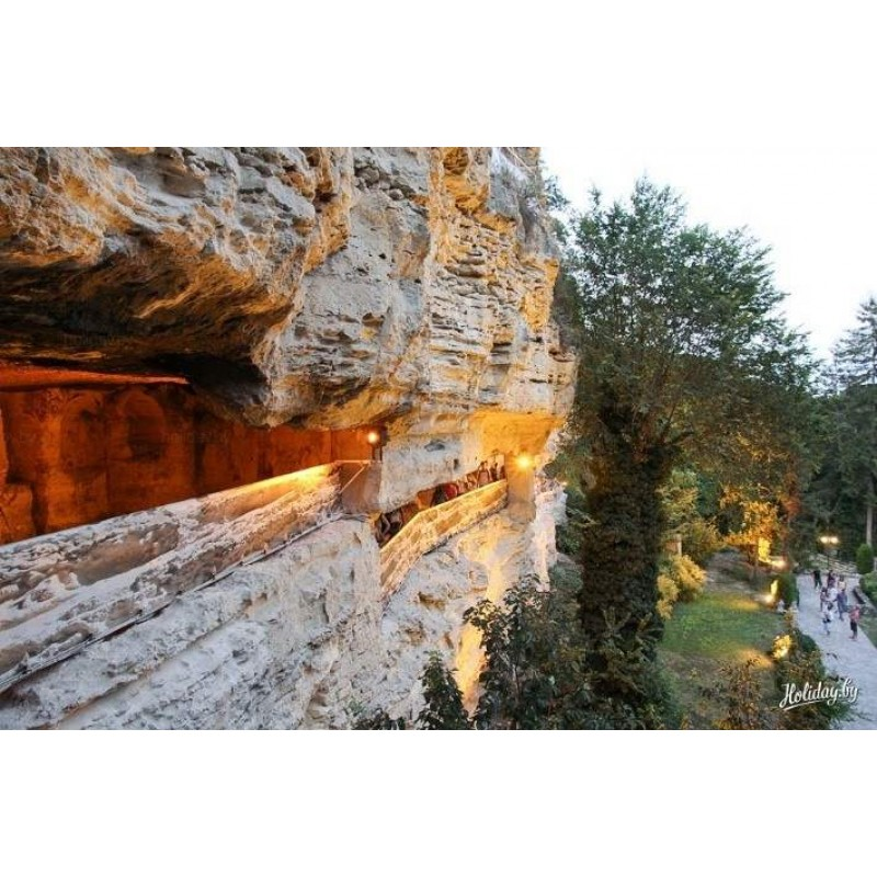 Вечерняя Варна и монастырь Аладжа  - фото 2 - 001.by