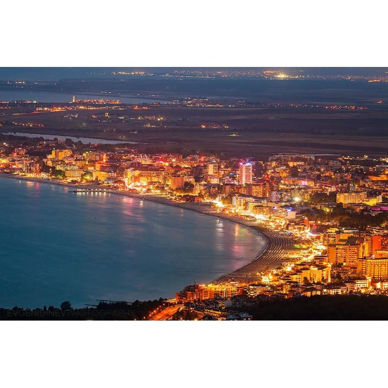 Вечерняя Варна и монастырь Аладжа  - фото 4 - 001.by