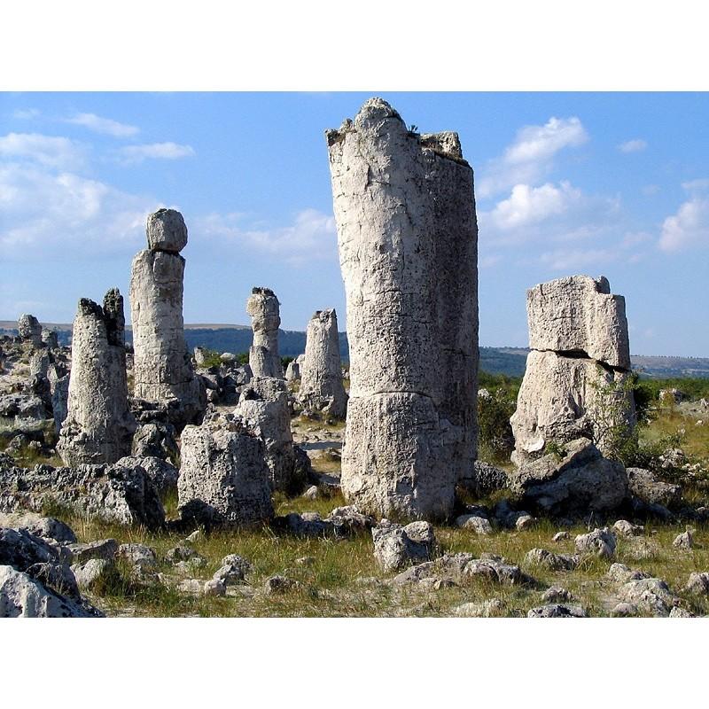 Марцианополь. «Вбитые камни»  - фото 1 - 001.by