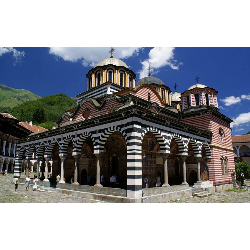 Пловдив - Рильский монастырь - София - фото 1 - 001.by