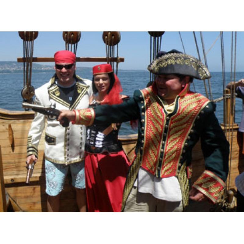 Морские приключения и обед на корабле с экскурсией «Пиратское пати» - фото 2 - 001.by