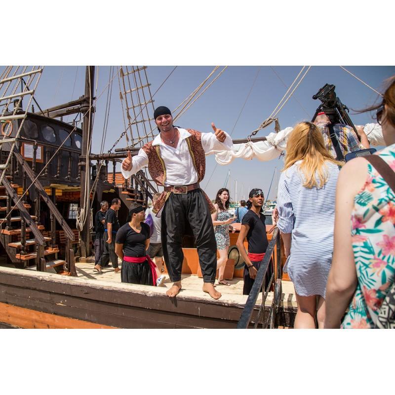 Морские приключения и обед на корабле с экскурсией «Пиратское пати» - фото 3 - 001.by