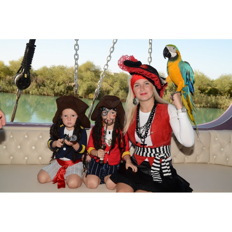Морские приключения и обед на корабле с экскурсией «Пиратское пати» - фото 4 - 001.by
