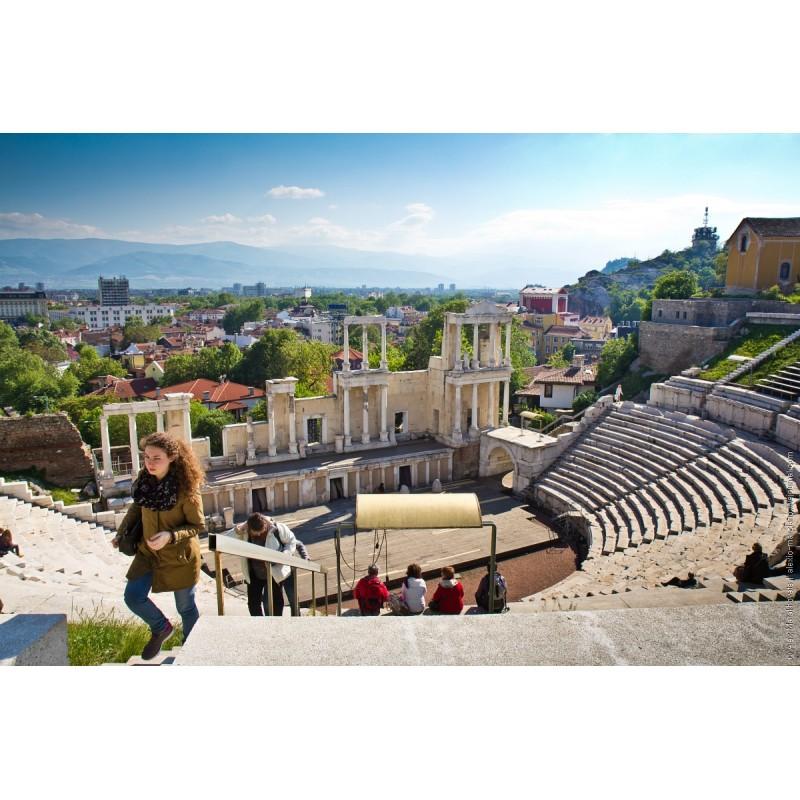 Пловдив - Рильский монастырь - София - фото 3 - 001.by