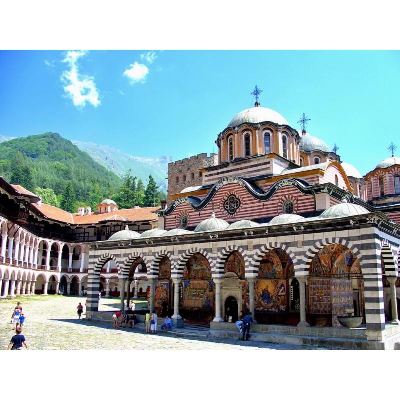 Пловдив - Рильский монастырь - София - фото 4 - 001.by