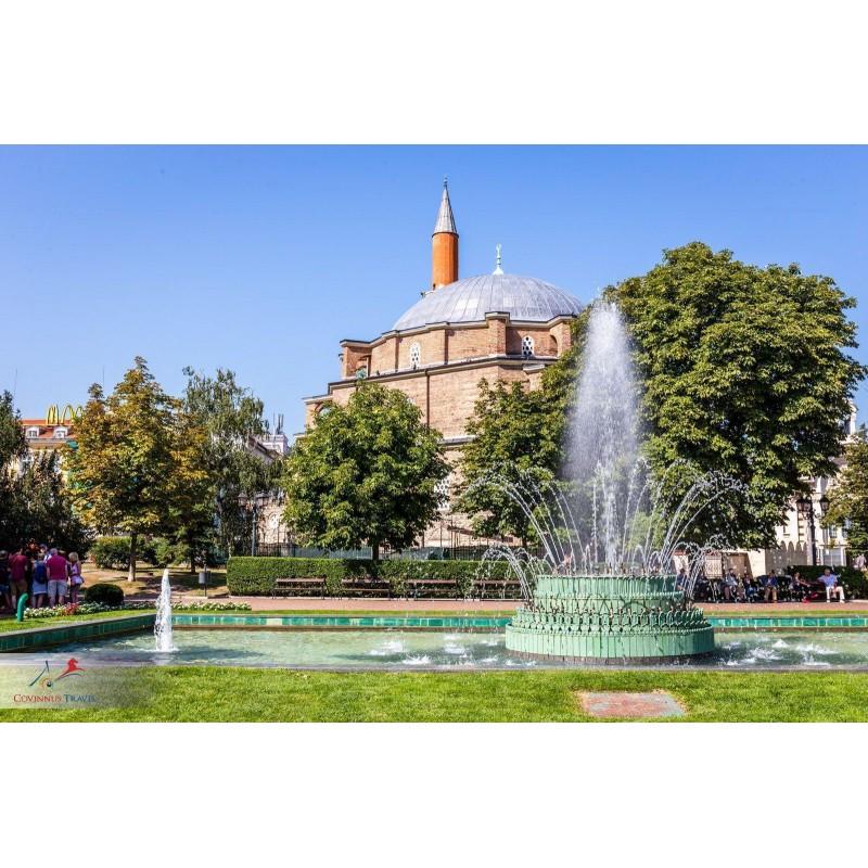 Экскурсия по Болгарии
