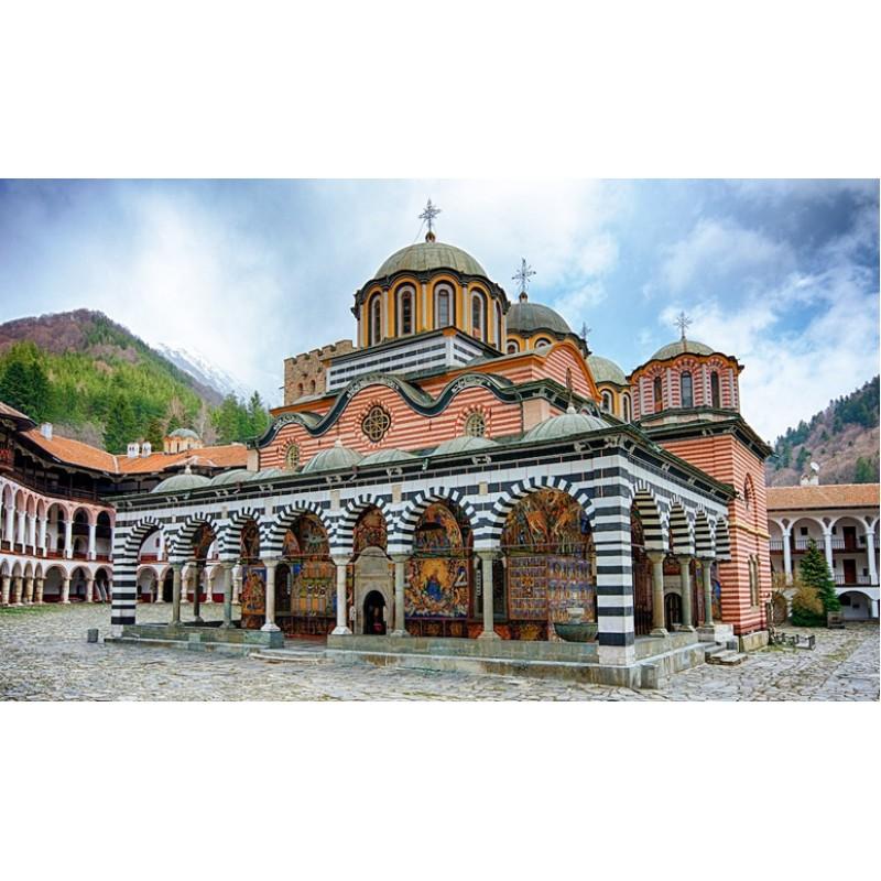 Экскурсия София - Рильский монастырь - Рупите - Мелник  - фото 3 - 001.by