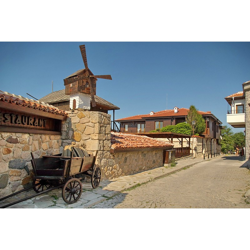 Город Созополь – священная земля Болгарии - фото 2 - 001.by