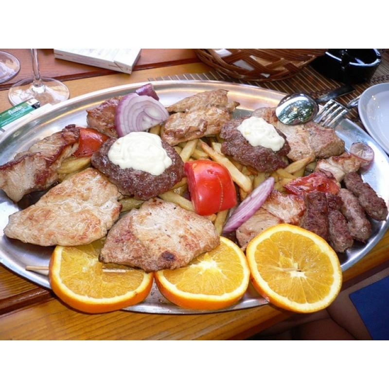 Ужин в национальном стиле - фото 4 - 001.by