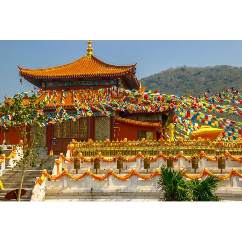 Экскурсия в Центр Буддизма Наньшань - фото 2 - 001.by