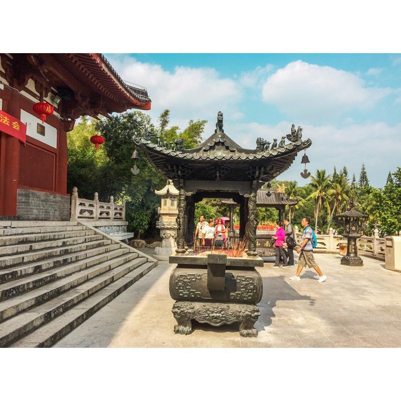 Экскурсия в Центр Буддизма Наньшань - фото 3 - 001.by