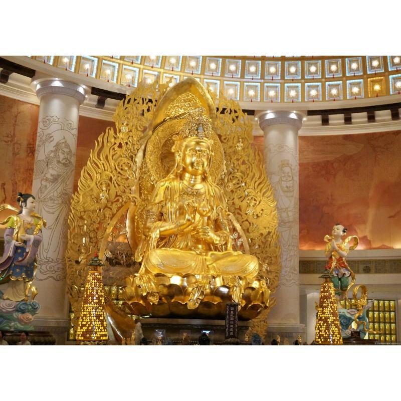 Экскурсия в Центр Буддизма Наньшань - фото 4 - 001.by