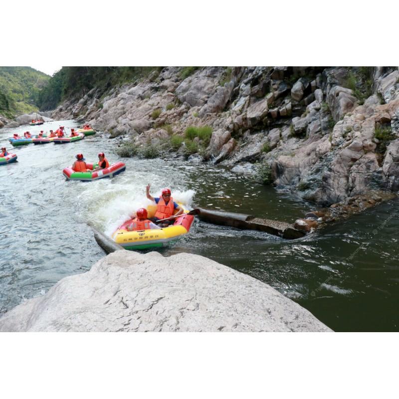 Горная экспедиция и сплав по реке