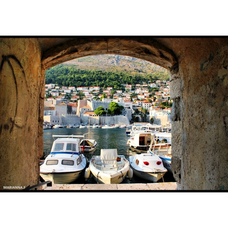 Дубровник - жемчужина Адриатики - фото 3 - 001.by