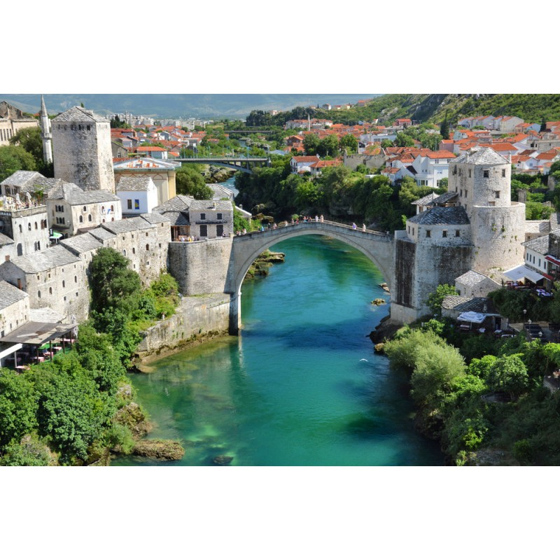 Мостар, следы древности