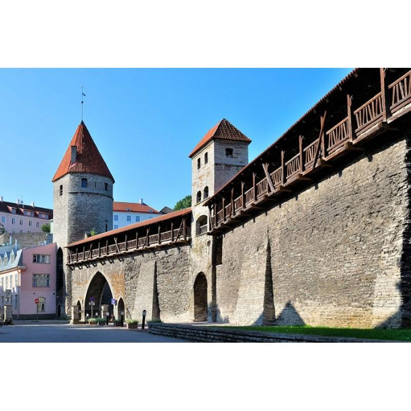 Полуостров Пелешац и Стонские крепостные стены - фото 3 - 001.by