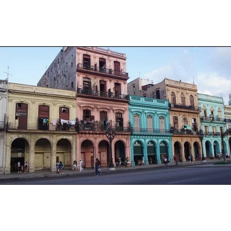 Экскурсия по Гаване с посещением легендарного шоу-кабаре «Тропикана» - фото 2 - 001.by