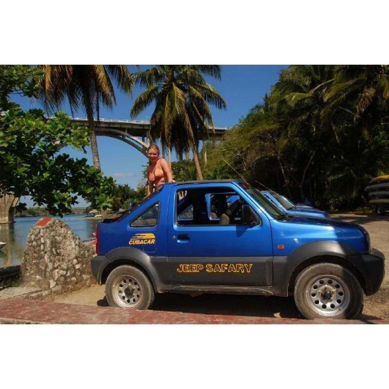 Джип-сафари на Кубе: романтика дальних дорог - фото 3 - 001.by