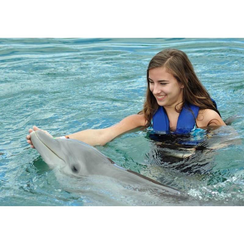 Купание с дельфинами - фото 2 - 001.by