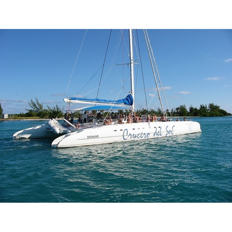 Морская прогулка на Кубе