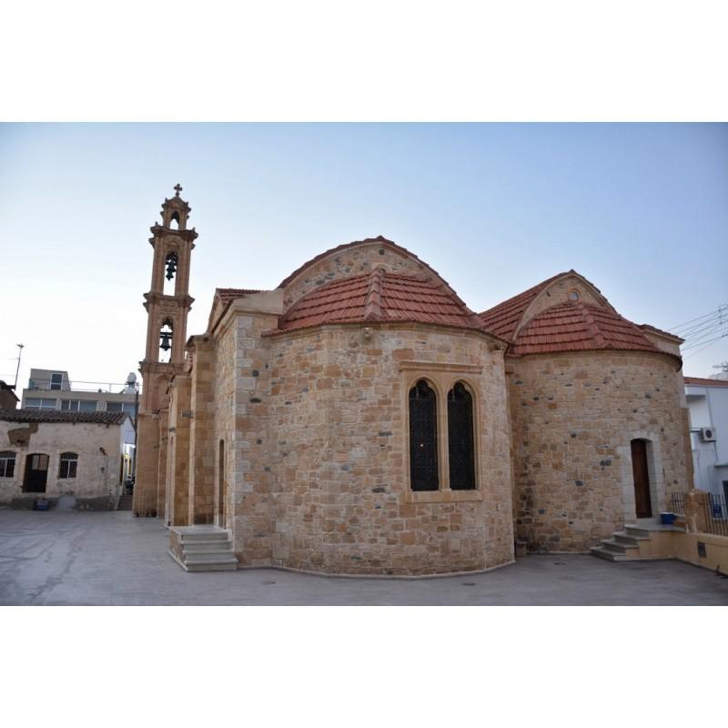 Величественные святыни Кипра - фото 2 - 001.by