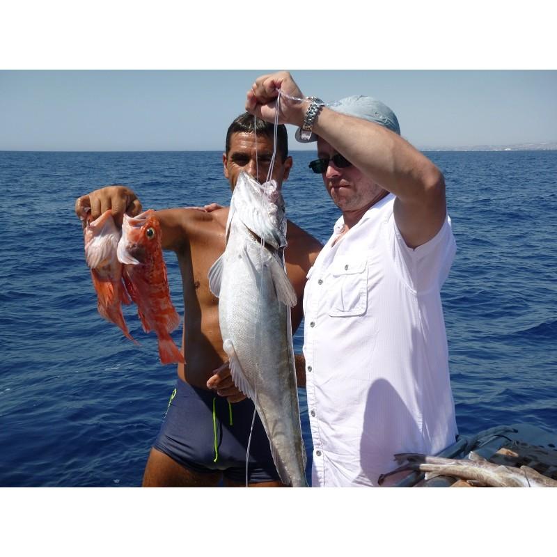Морская рыбалка на Кипре - фото 2 - 001.by