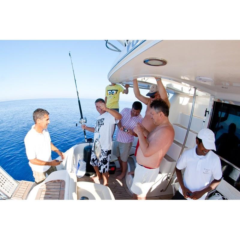 Морская рыбалка на Кипре - фото 3 - 001.by