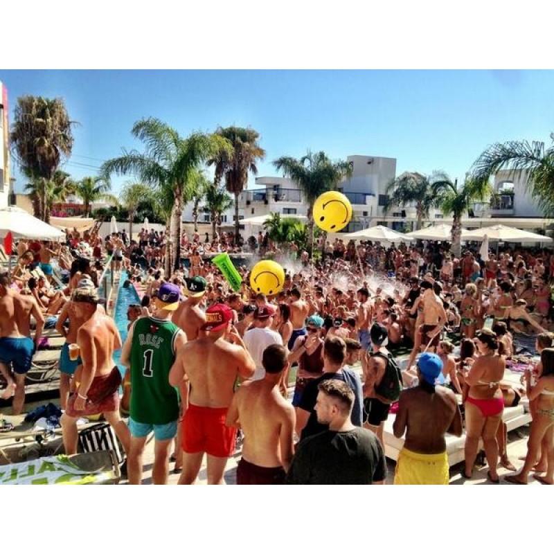 Вечеринка на пляже - фото 1 - 001.by