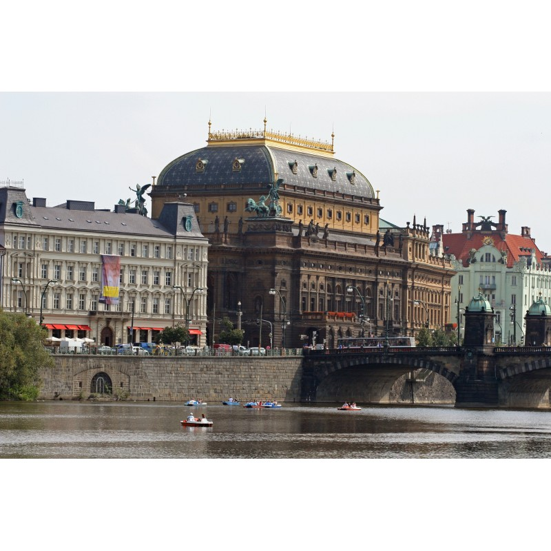 Прогулка на корабле по реке Влтава - фото 3 - 001.by