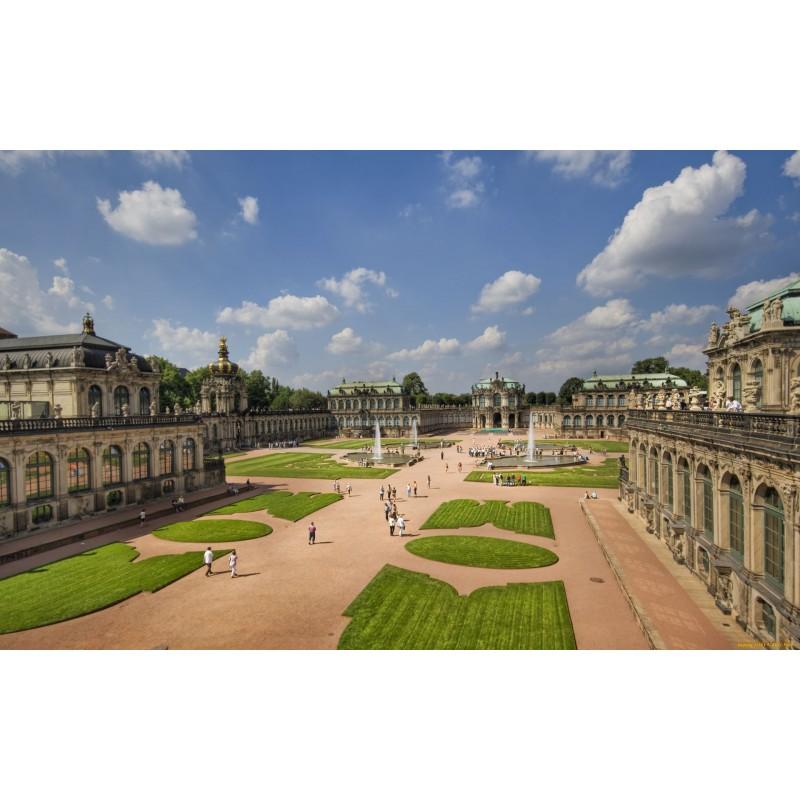 Экскурсия в Дрезден из Праги - фото 2 - 001.by