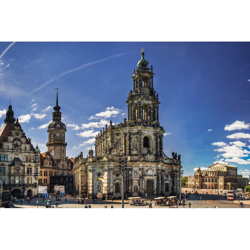 Экскурсия в Дрезден из Праги - фото 4 - 001.by