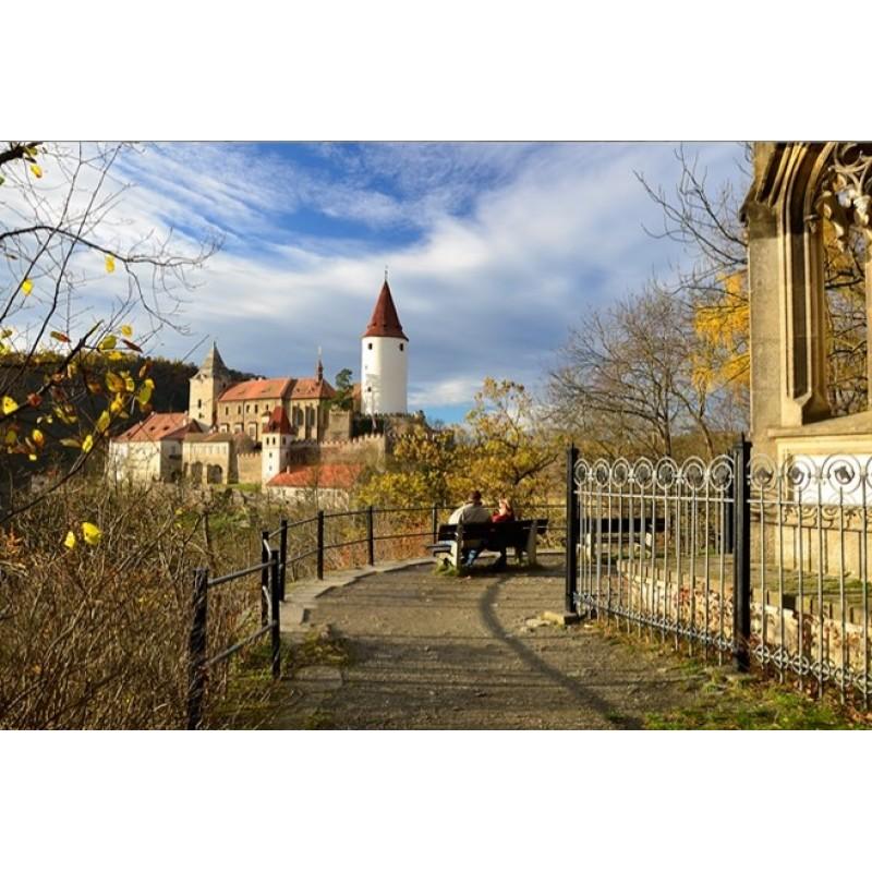 Замки Карлштейн и Конопиште  - фото 2 - 001.by
